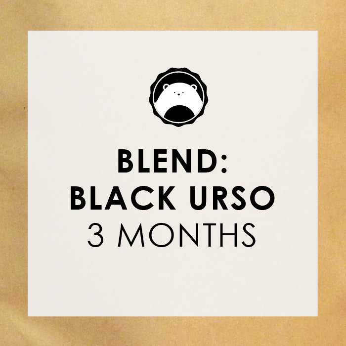 Black Urso Subscription (3 month)