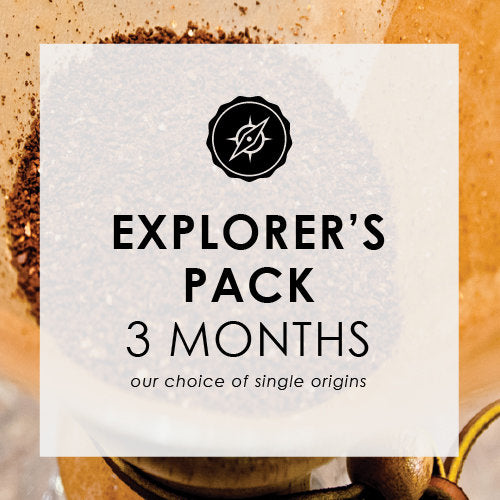 Explorer's Pack Subscription (3 months)