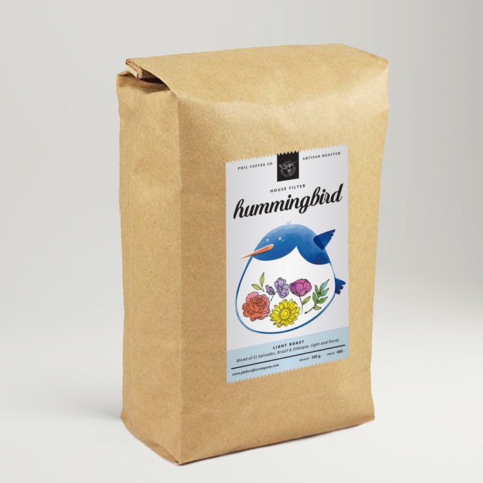 Hummingbird: House Filter Blend (1kg)
