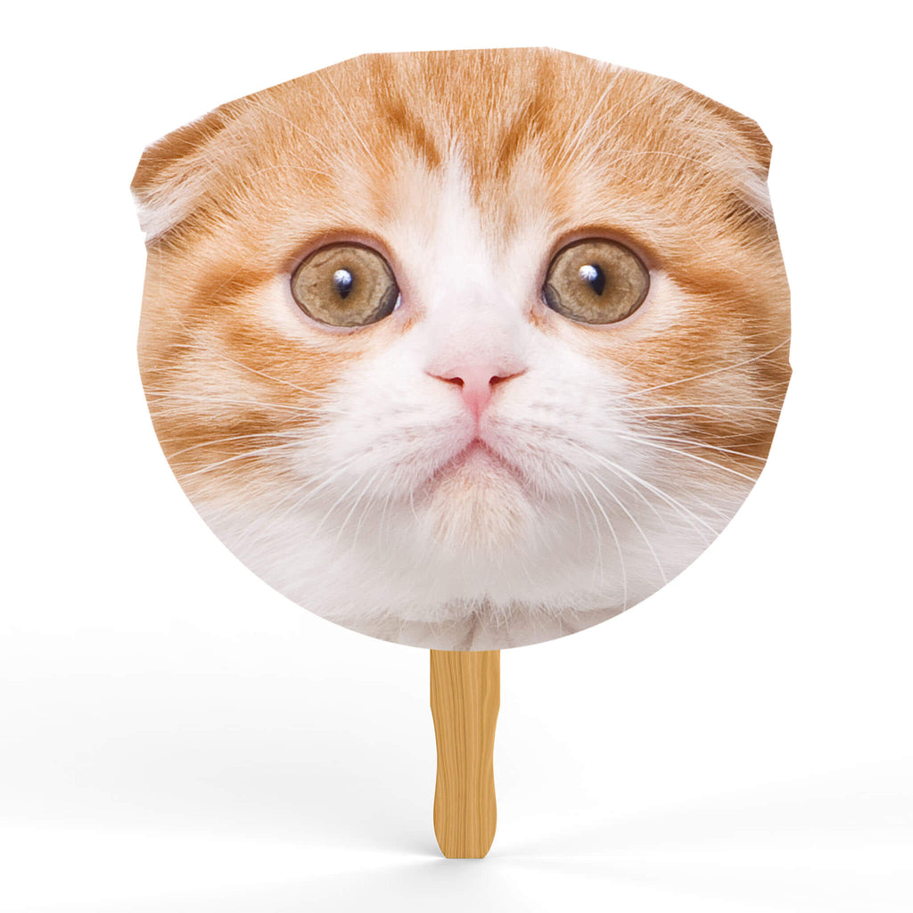 Scottish Fold Head Cutout - pawprintshq-com