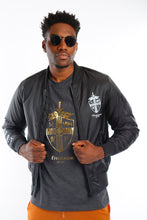 Load image into Gallery viewer, Black Join The Set® Bomber Jacket - Mr Photogenic