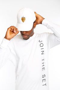 White Classic Cap - Mr Photogenic