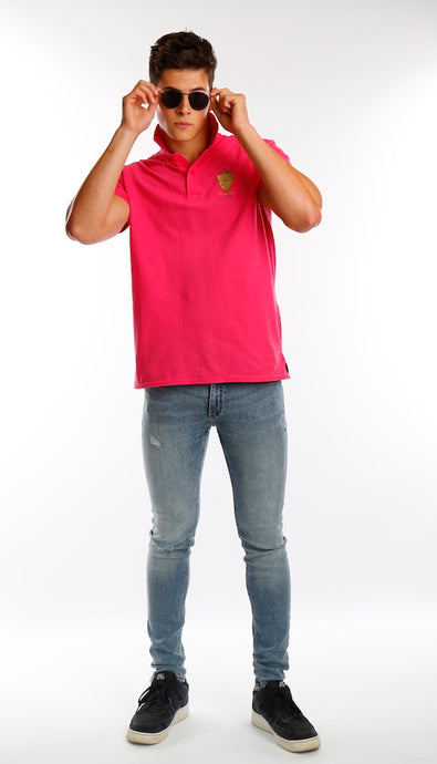 Pink Join The Set® Light Weight Polo - Mr Photogenic