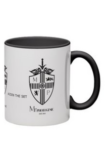 Mr Photogenic® Logo Mug - Mr Photogenic