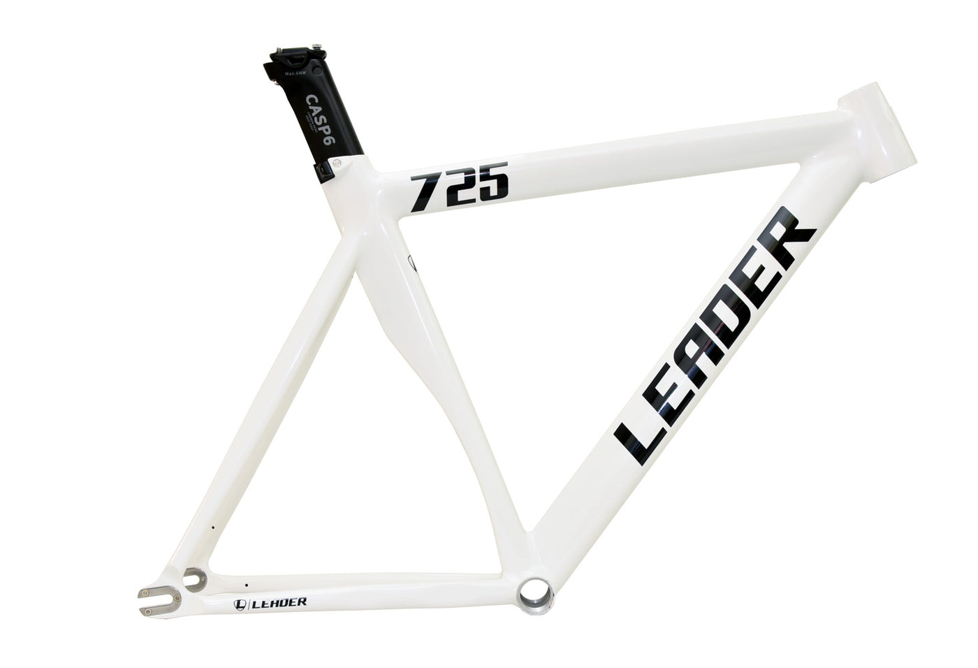 2019 LEADER 725 with Carbon Aero Seat Post - LEADER BIKES