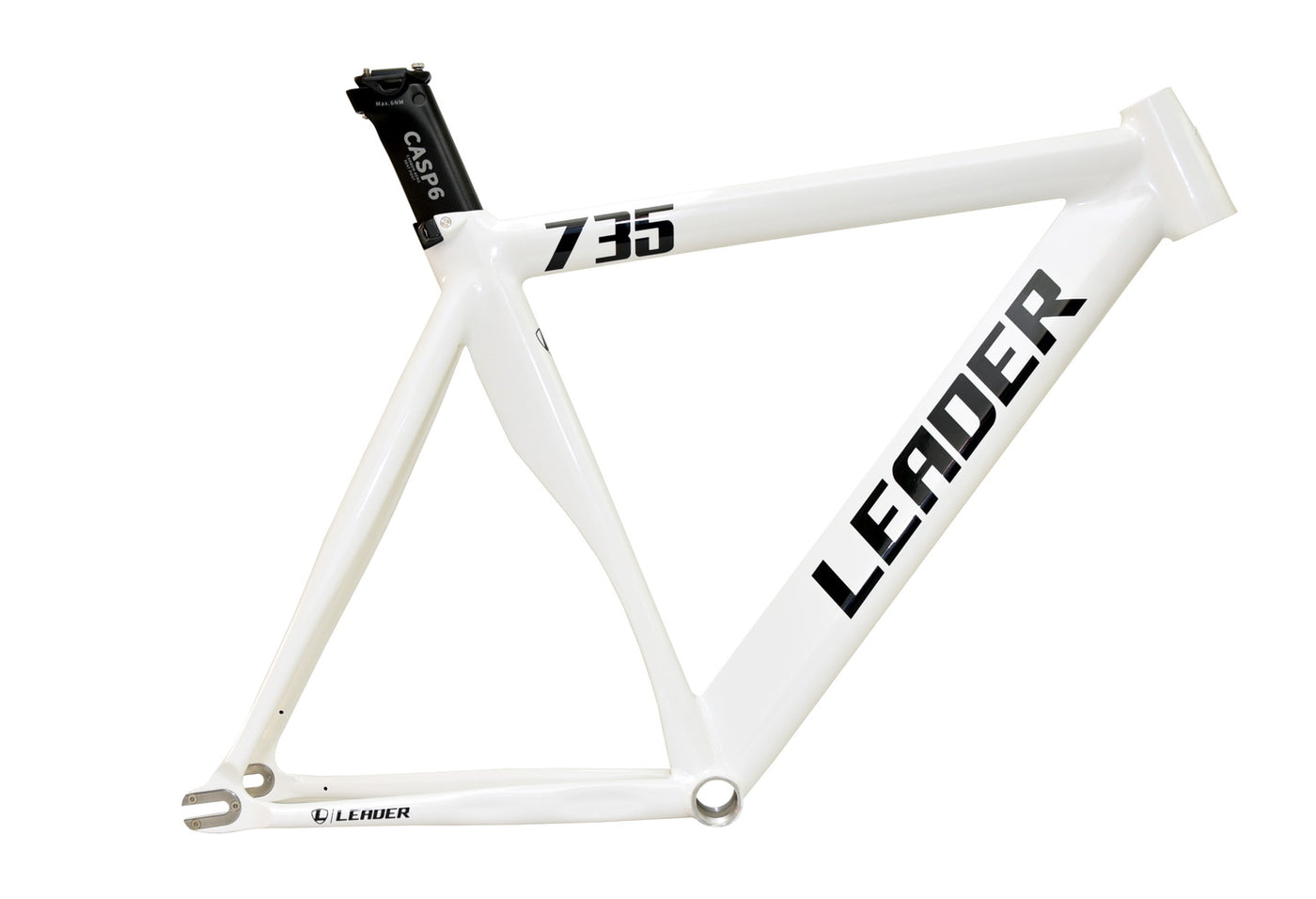2019 LEADER 735  with Carbon Aero Seat Post - LEADER BIKES