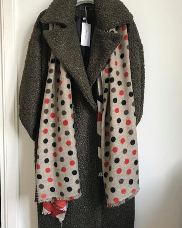 Cosy scarf