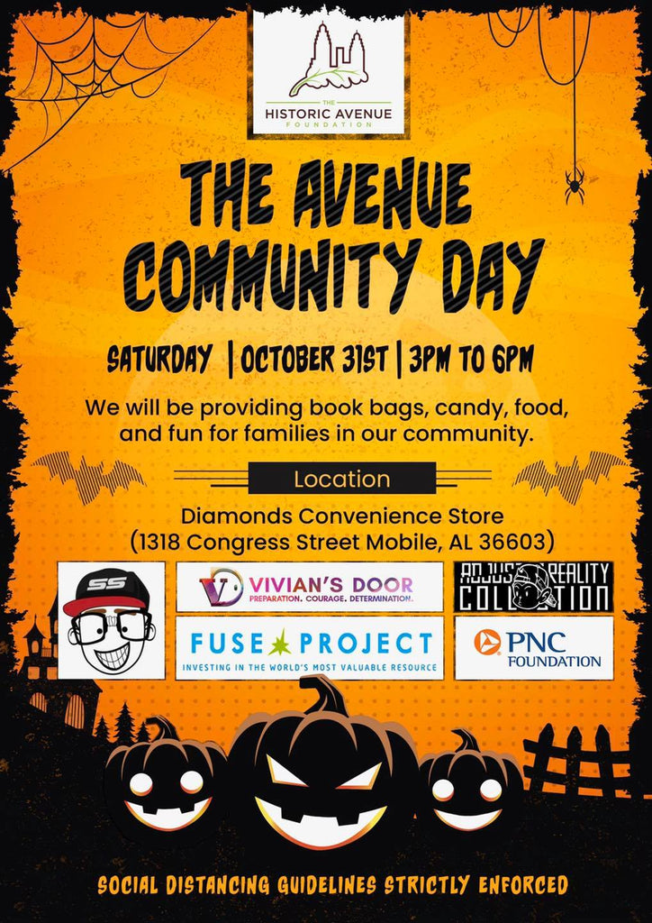 Join Secret Scientist for Avenue Community Day