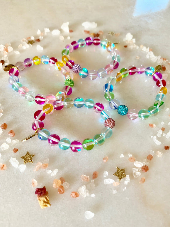 Children's Bubble Beads (1 bracelet)