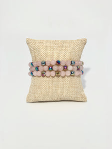 Cotton Candy Sunset (1 bracelet)