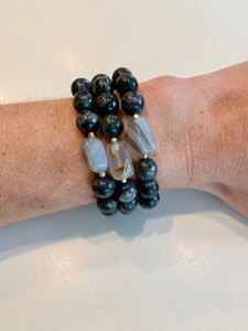 Shades of Gray (1 bracelet)