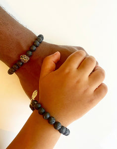 Little and Big Staxxx (2 bracelets)