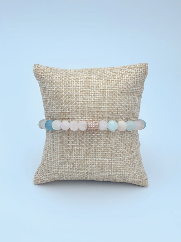 Cotton Candy Moon (1 bracelet)
