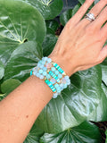 Blue Grotto (1 bracelet)