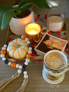 Pumpkin Pie Candle
