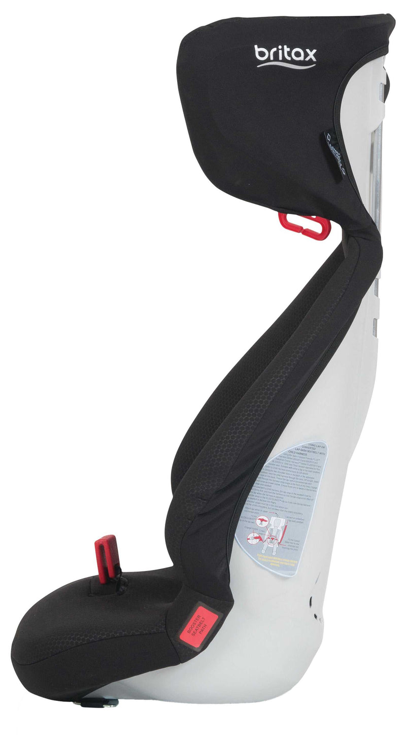 Britax - Safe n Sound Tourer Booster Seat BLACK