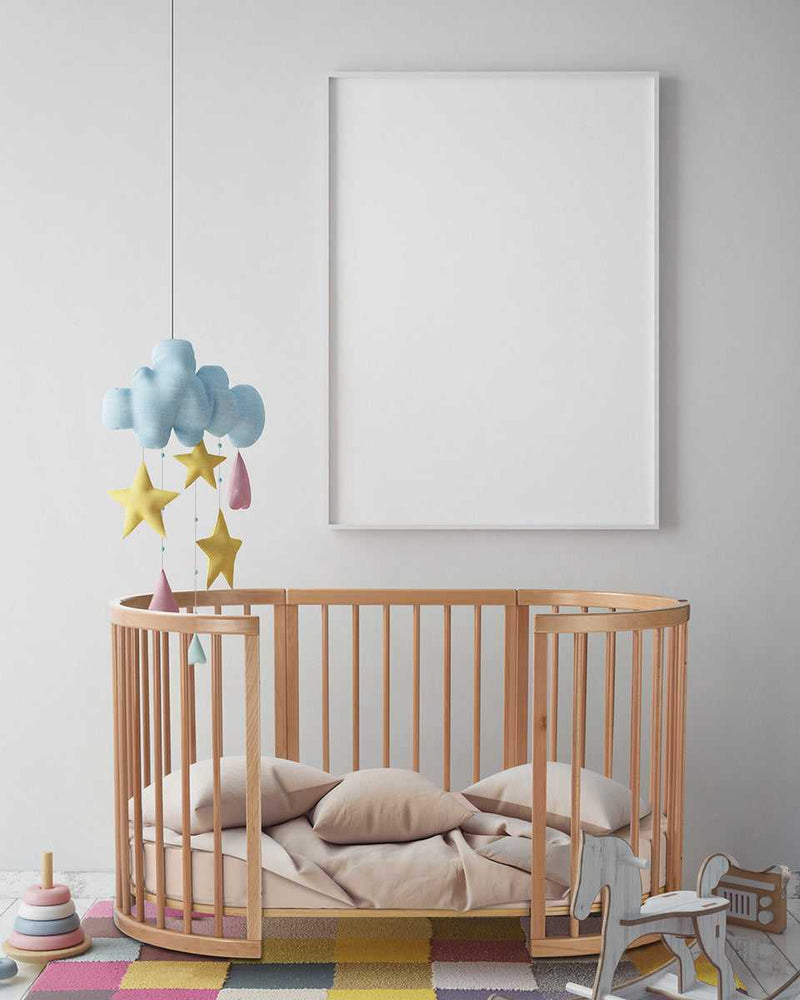 Lolli Furniture Sprout 4 in 1 Natural beech wood