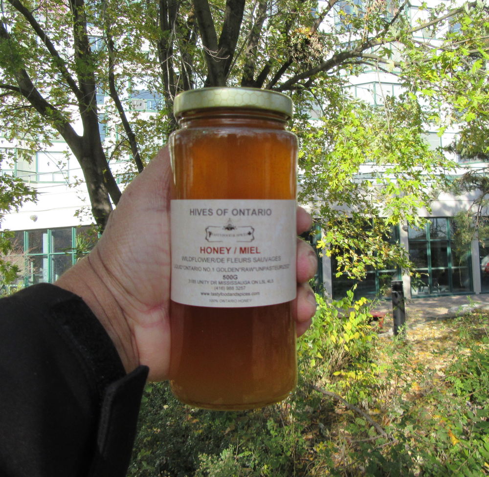 Pure Honey 500G - Limited Harvest