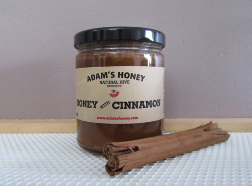 Honey with Cinnamon 330G