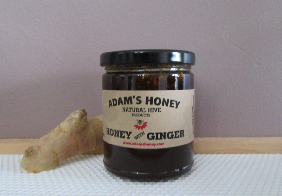 Honey with Ginger 330G