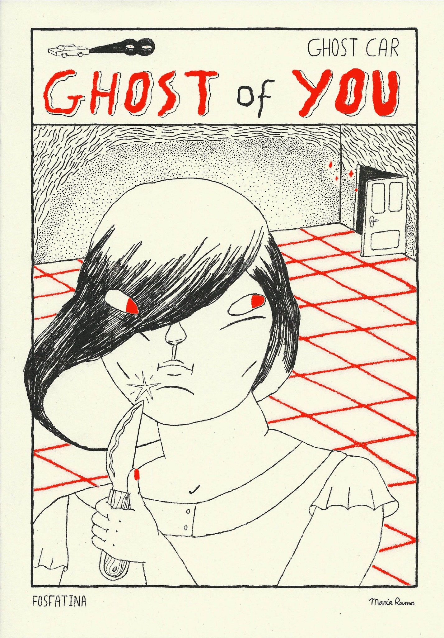 GHOST OF YOU - FOSFATINA 2000