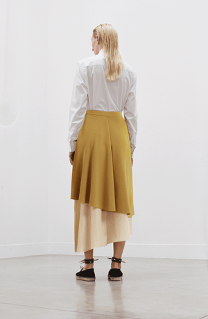 Step Layer Skirt