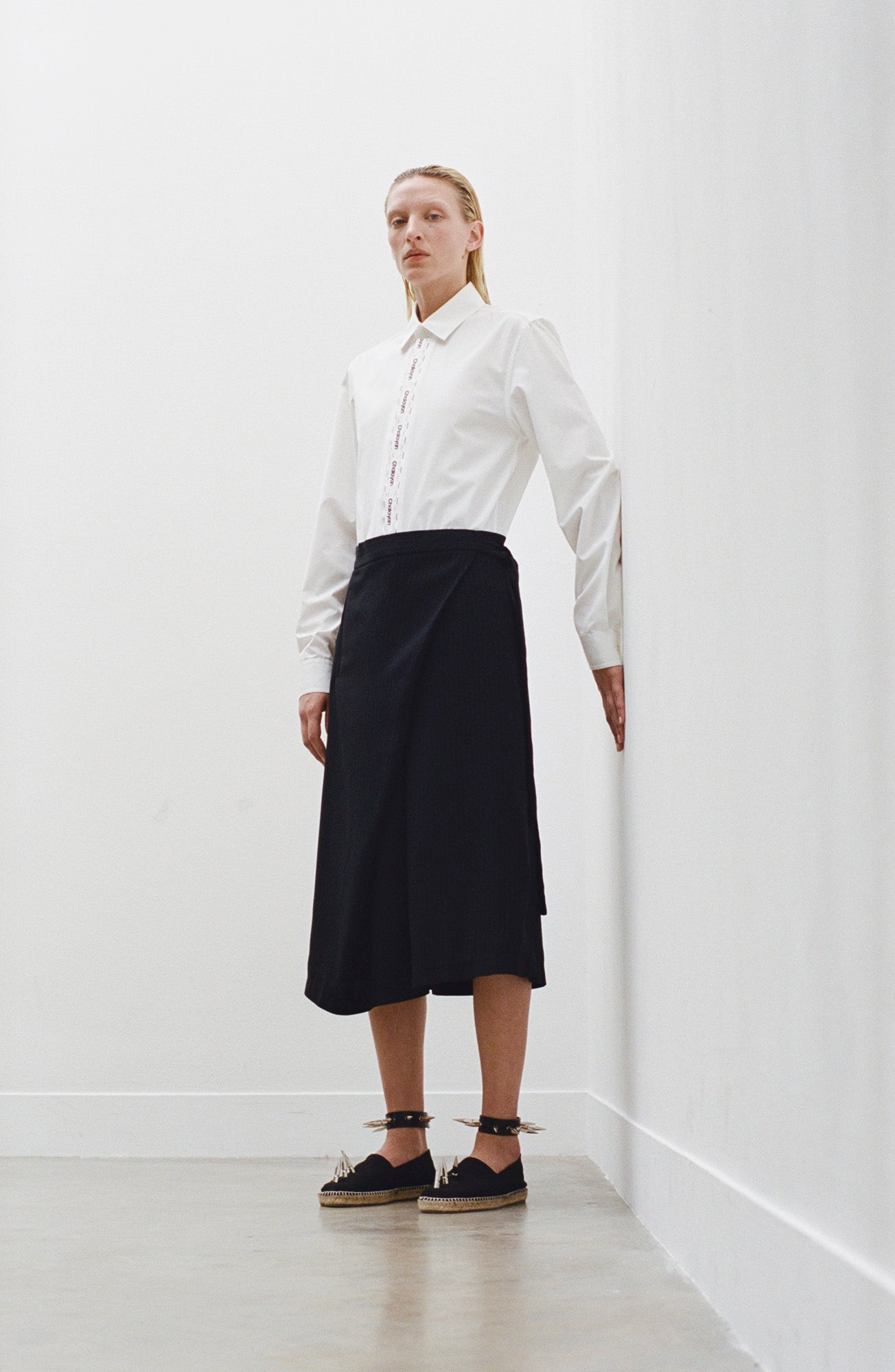 Wrap Belt Culottes