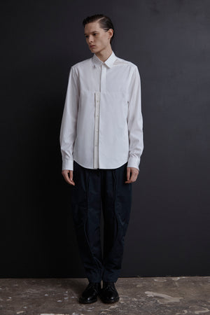 Split Panel Detail Shirt