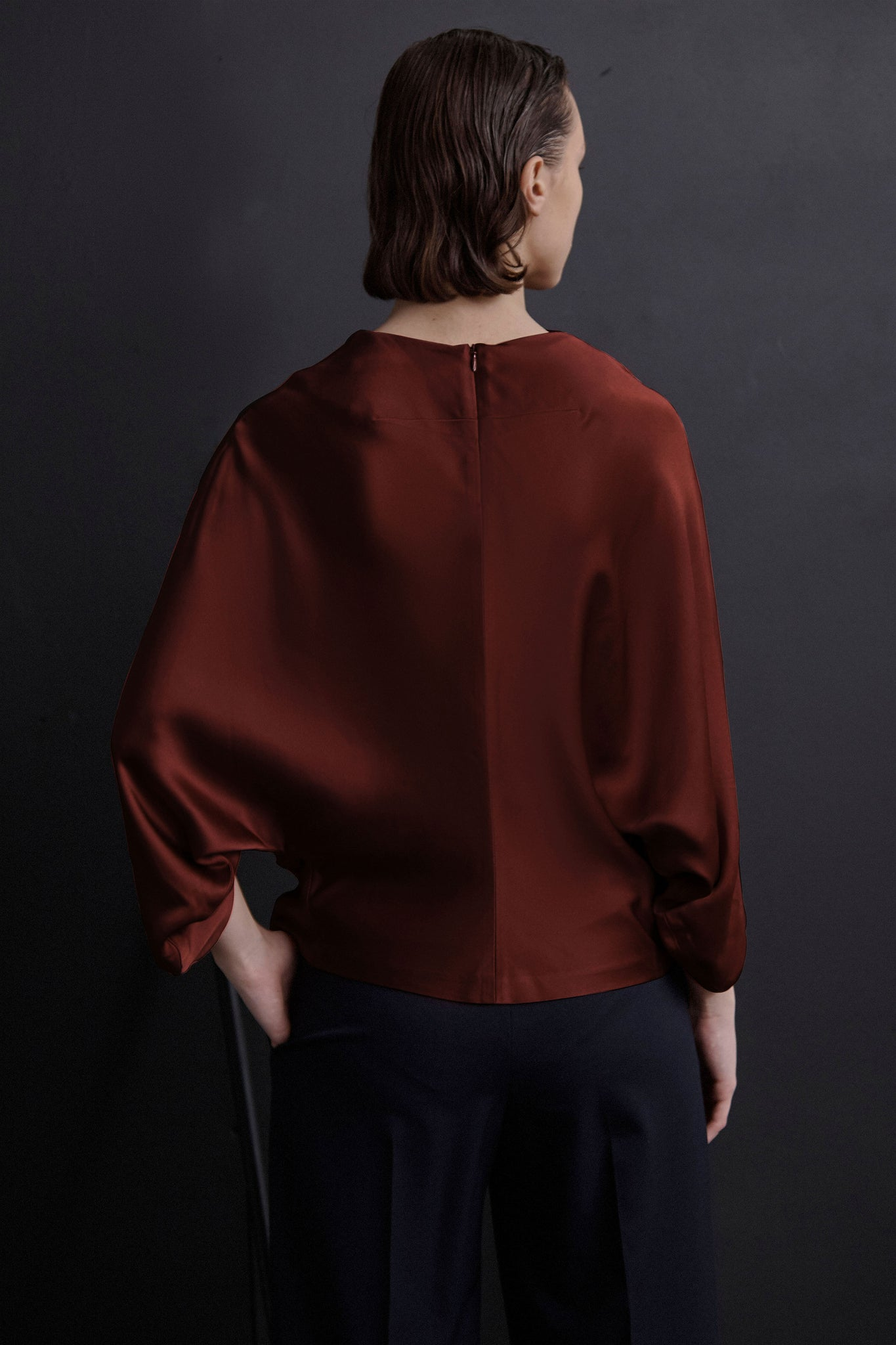 Signature Boatneck Top