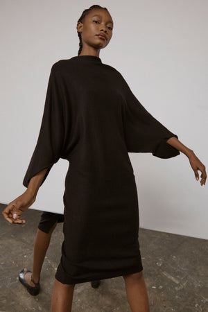 Signature Boatneck Dress