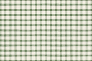 Dark Green Painted Check Placemats