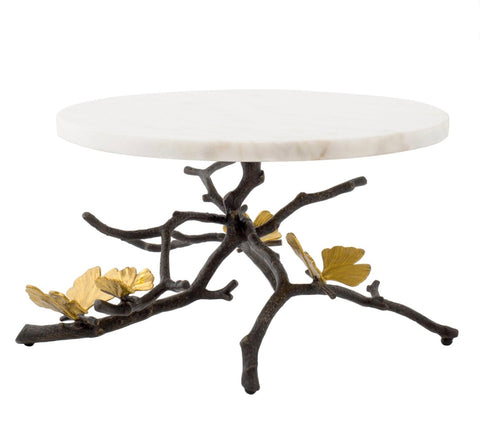 Aram Butterfly Ginko Cake Stand