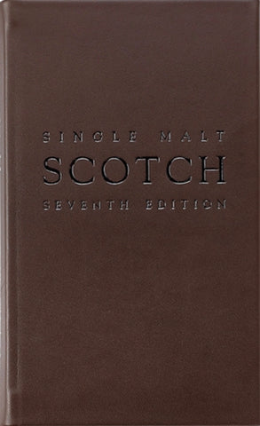 Single Malt Scotch Leather Book