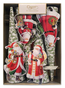 Woodland Santa Christmas Crackers