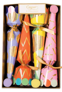 Party Hats Celebration Crackers