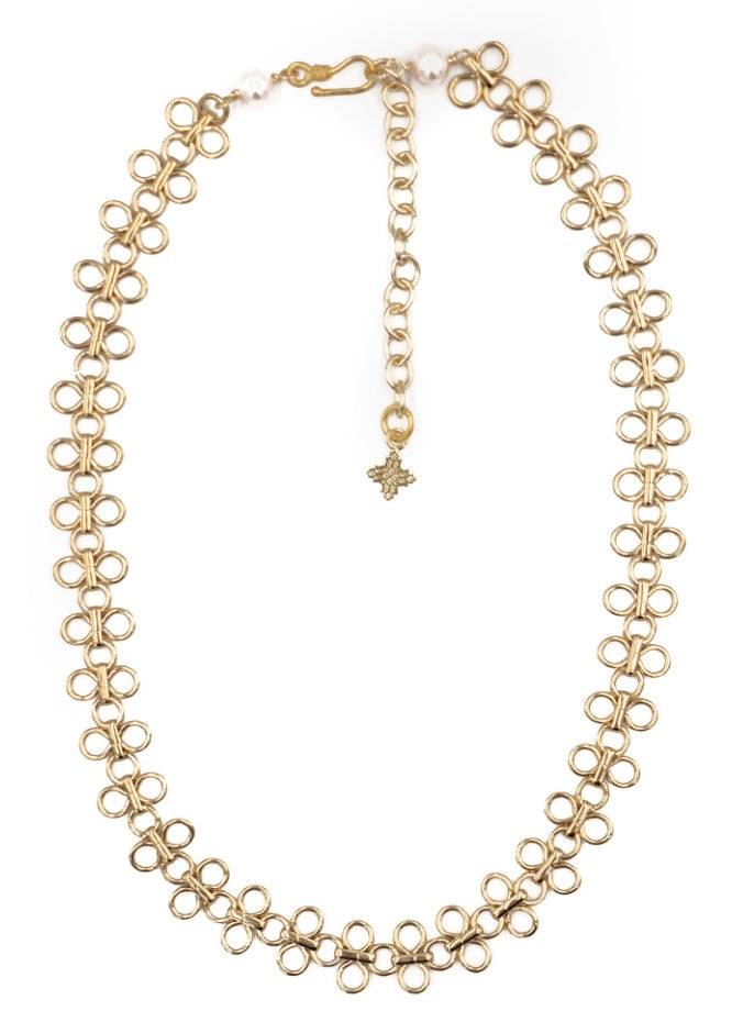 Mara Gold Necklace