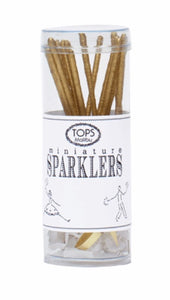 Gold Mini Stick Sparklers
