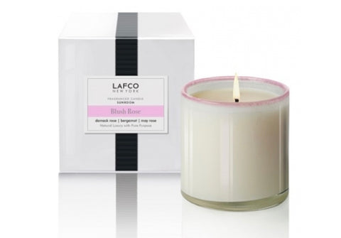 Blush Rose Candle