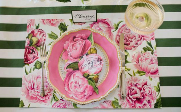Peony Table Accent