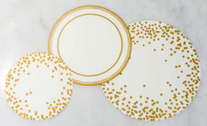 Gold Dot Serving Papers