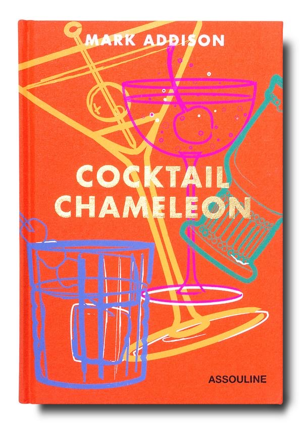 Cocktail Chameleon by Mark Addison