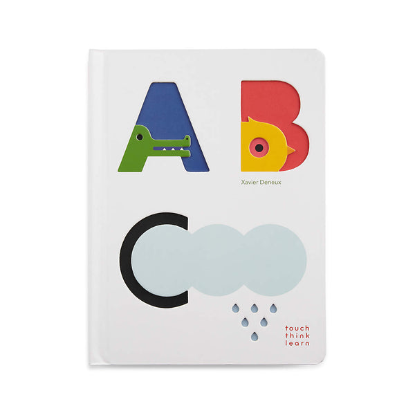 Touch Think Learn ABC Book