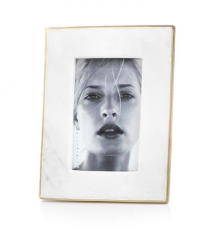 Marble 4x6 Photo Frame