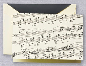 Sheet Music Notes