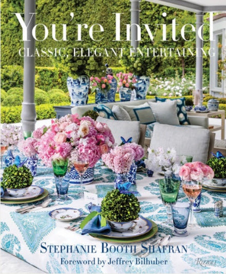 You're Invited: Classic, Elegant Entertaining Book