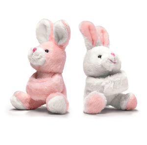 Wrap Around Plush Bunny