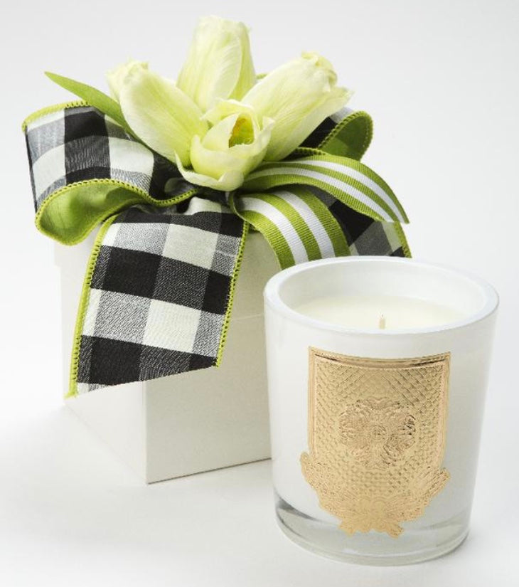 Lime Blossom Candle