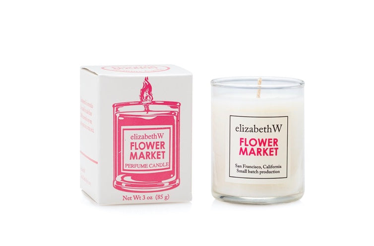 Flower Market Candle