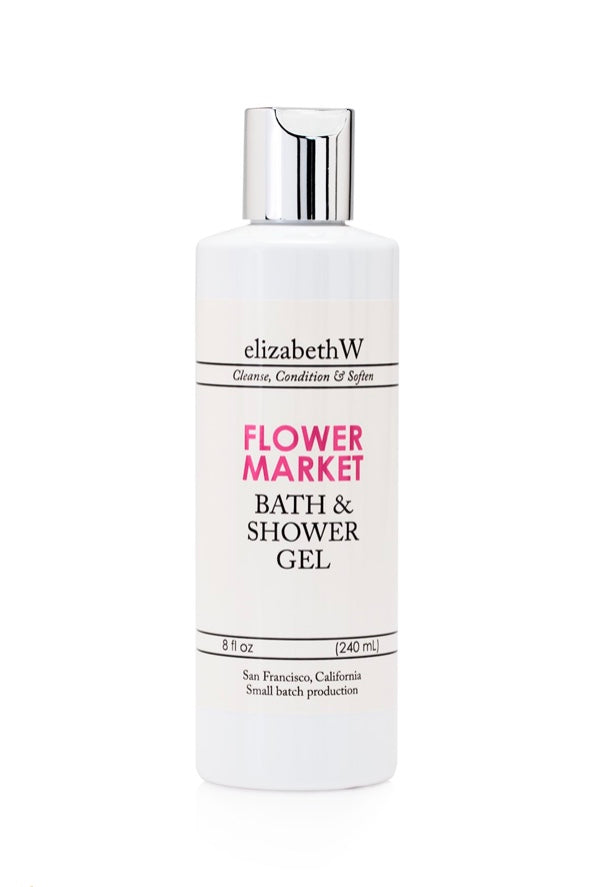 Flower Market Shower Gel