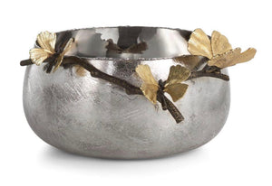Aram Butterfly Ginko Serving Bowl
